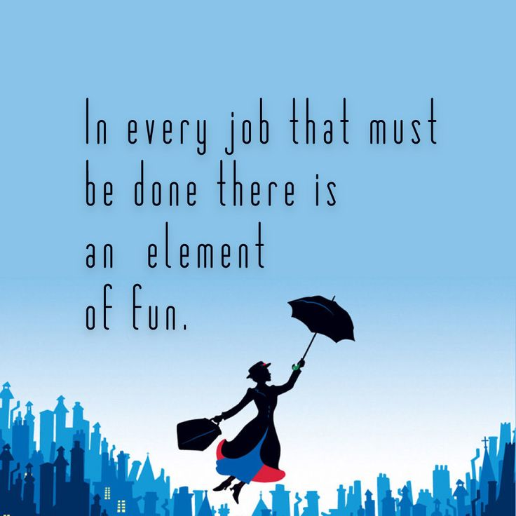 Fun With Work Quotes: Mary Poppins Quotes. QuotesGram