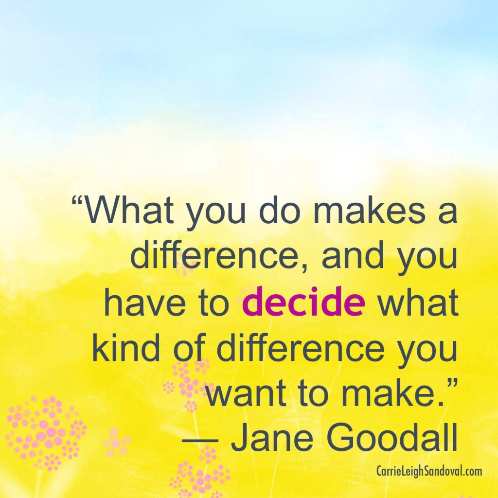 Jane Goodall Quotes: Hope Jane Goodall Quotes. QuotesGram