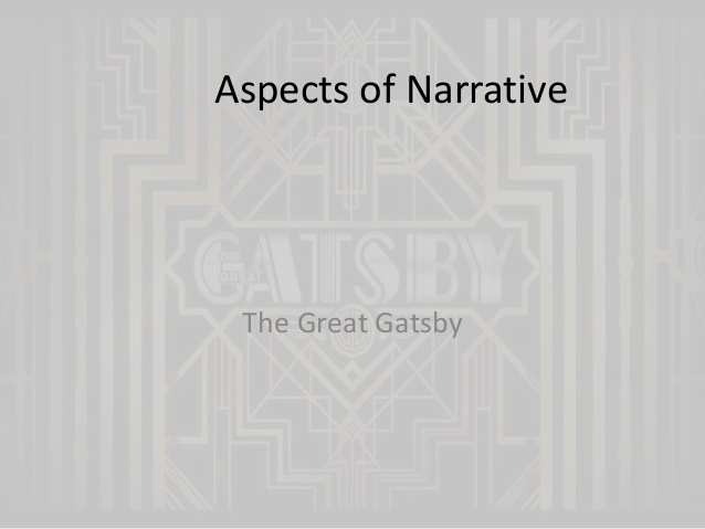 the great gatsby nicks attitude essay