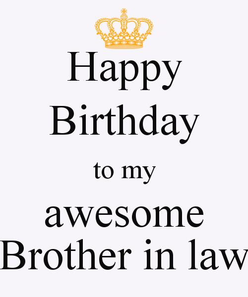 Anniversary Wishes For Brother And Bhabhi Quotes: Brother In Law Birthday Quotes. QuotesGram
