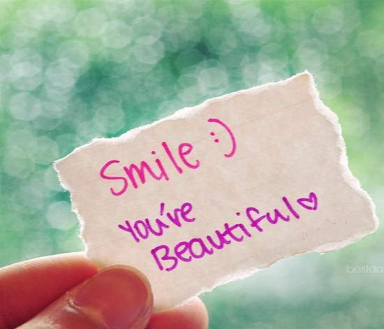 Nice Quotes On Beautiful Smile: Smile Your Beautiful Quotes. QuotesGram