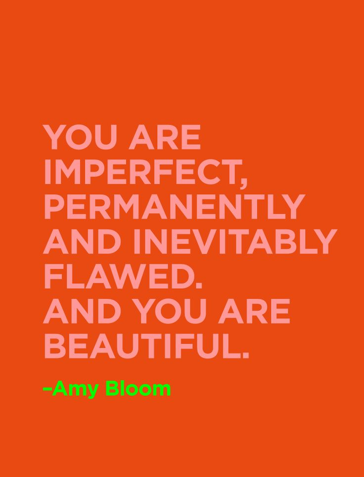 Being Imperfect Togeth...