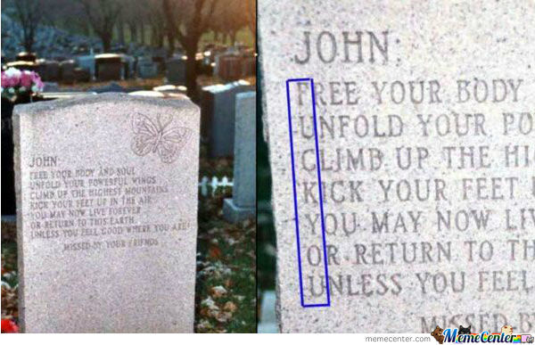 Headstone Memorial Quotes