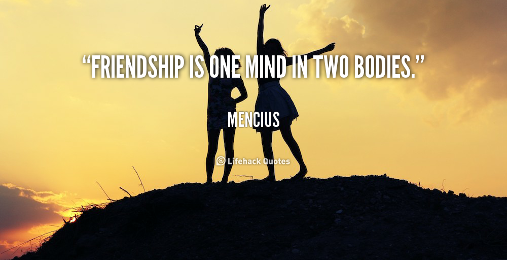 one mind in two bodies A true friend is one who overlooks your failures and tolerates your success melody and clover both come from tragic past life's, melody being in foster care and clover coming from a divorced couple that had her at the ages of 16.