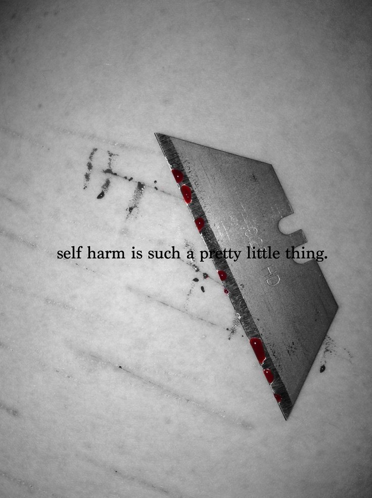 God Quotes About Self Harm. QuotesGram