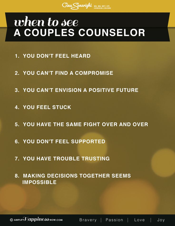 COUNSELING RELATIONSHIP