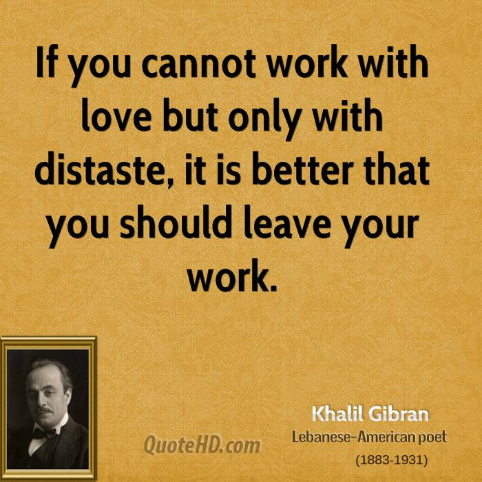 Quotes For Someone Leaving Workplace: Leave Work At Work Quotes. QuotesGram