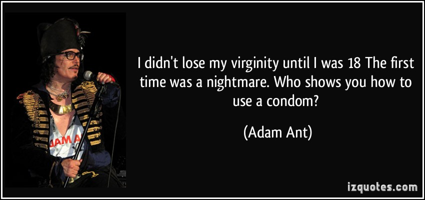Lost Virginity Quotes Quotesgram-3404