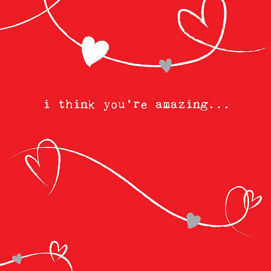 Your Amazing: I Think You Are Awesome Quotes. QuotesGram