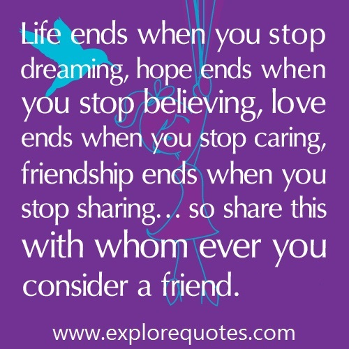 Caring Quotes For Best Friend: Caring Friendship Quotes. QuotesGram
