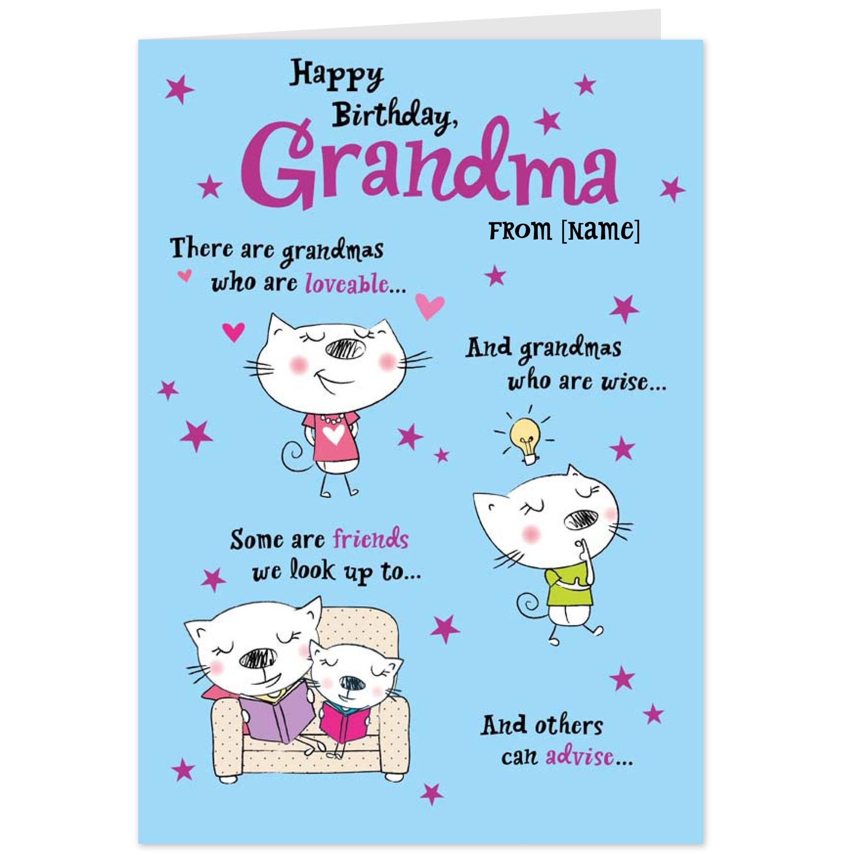 funny birthday quotes for grandma quotesgram