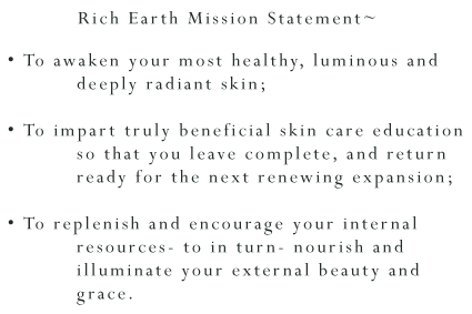 Skin care quotes quotesgram for A mission statement for a beauty salon