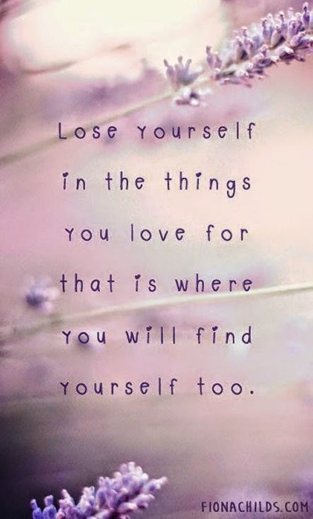 Love Finds You Quote: Losing Things Quotes. QuotesGram