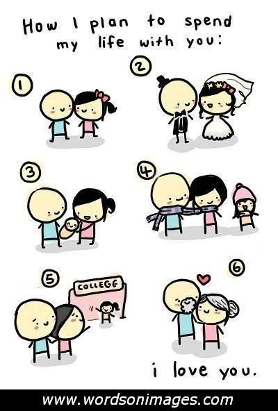 how to know if your in love with your boyfriend