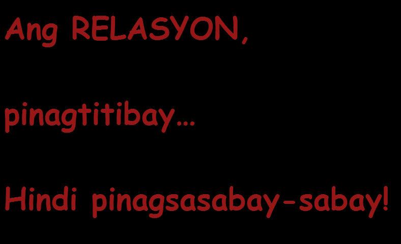 Lesbian quotes and sayings tagalog