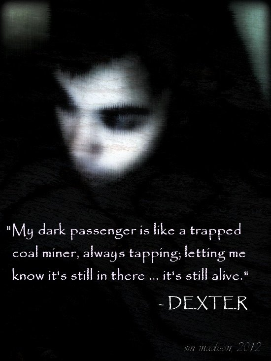 dexter morgan book quotes