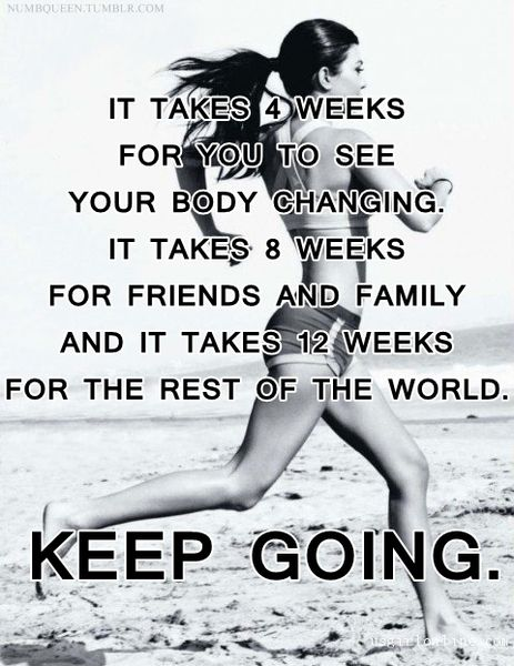 Fitness Motivational Quotes About Keeping Going Quotesgram