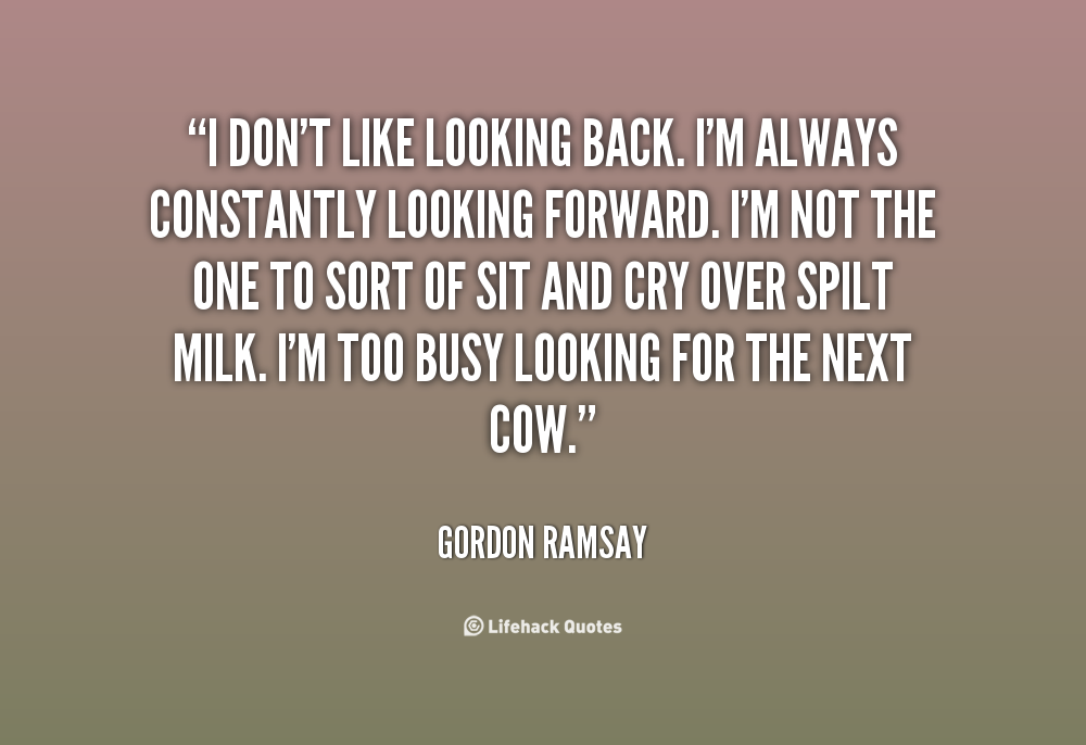 Funny Looking Back Quotes. QuotesGram