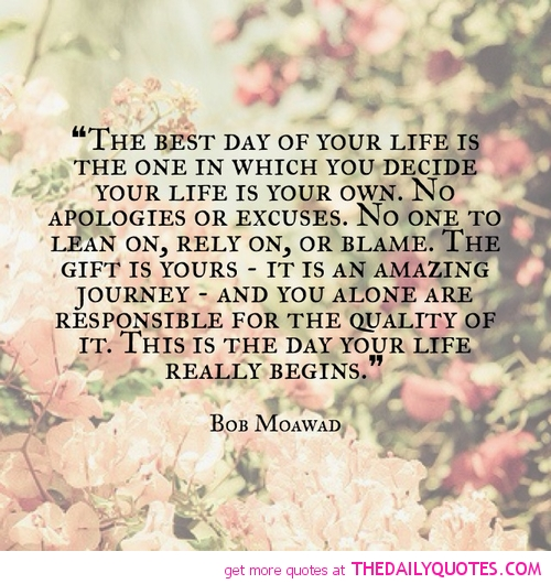 Favorite Sayings About Life: Best Daily Life Quotes. QuotesGram