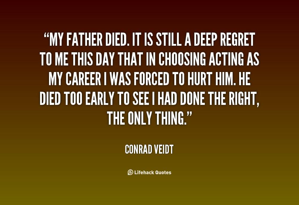 My Dad Passed Away Quotes. QuotesGram