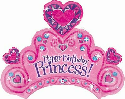 36 Girl's 33cm Pink 1st Birthday Princess 2ply Napkins | eBay |Princess Birthday
