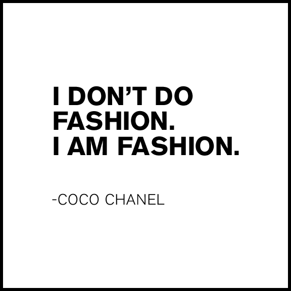 Coco Chanel Famous Quotes: Famous Coco Chanel Quotes. QuotesGram