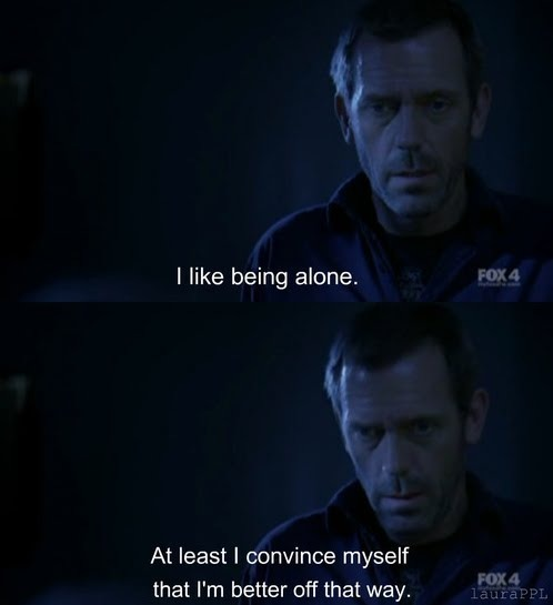 Better Off Alone Sad Quote: Im Better Off Alone Quotes. QuotesGram