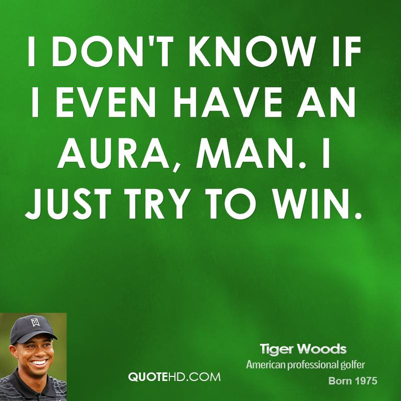 Woods Quotes: Tiger Woods Quotes On Winning. QuotesGram
