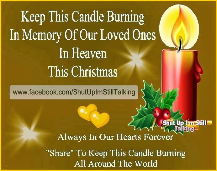 Christmas candle quotes quotesgram for Christmas quotes and sayings inspirational