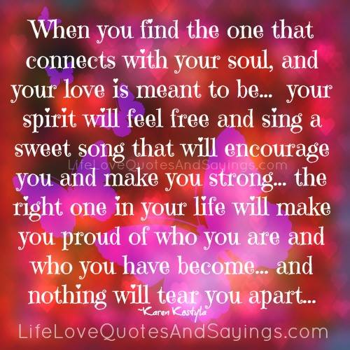 When Love Finds You Quotes: Finding Love Quotes And Sayings. QuotesGram