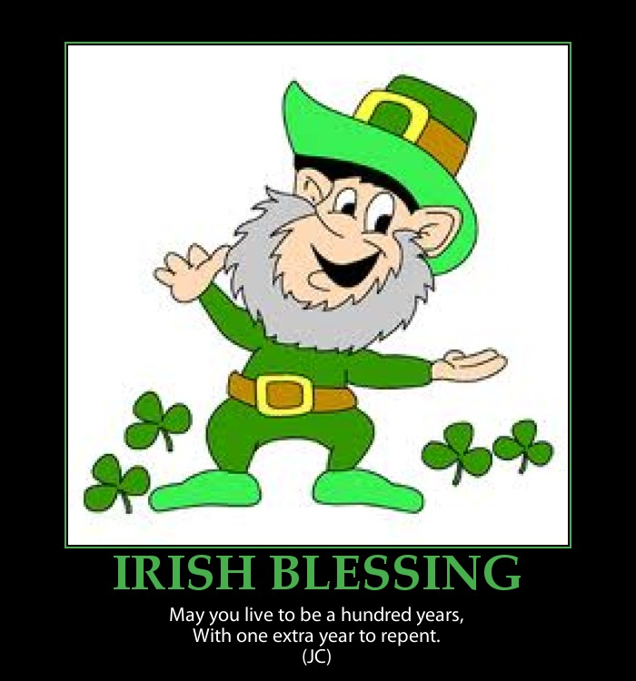 Funny irish quotes and sayings quotesgram for Funny irish sayings for st patrick day