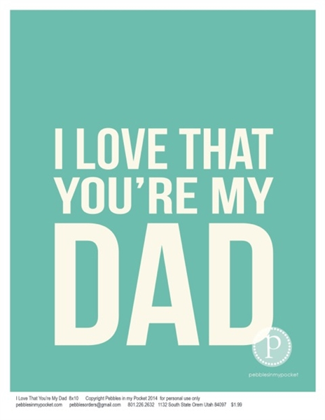 I Love You Quotes Dad : Love My Daddy Quotes. QuotesGram