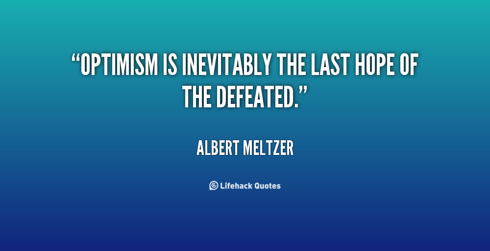 optimism quote with - photo #40