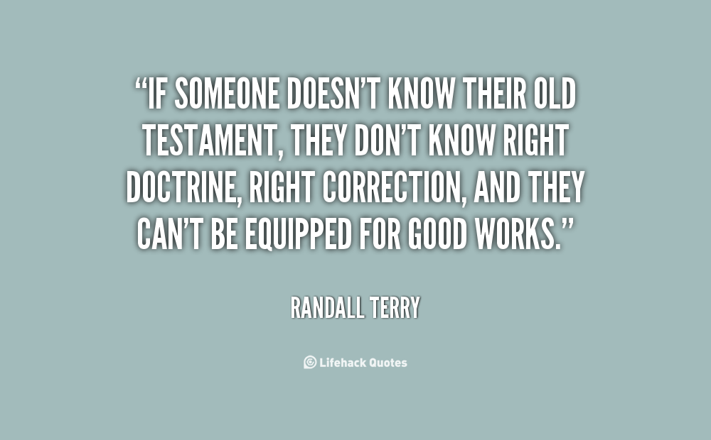 Old Testament Quotes Quotesgram