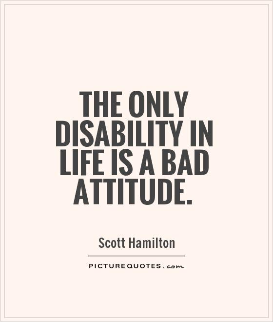 Inspirational Quotes Motivation: People With Bad Attitudes Quotes. QuotesGram