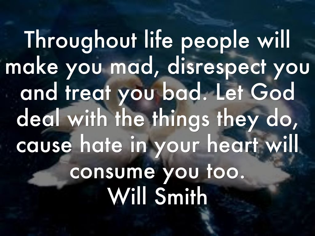 Quotes About People Disrespecting You. QuotesGram