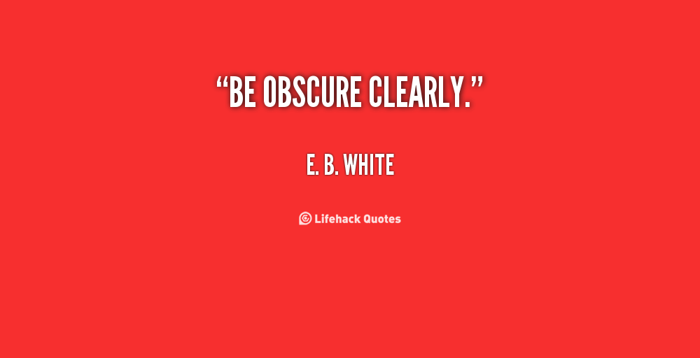 15 EB White Quotes on Writing