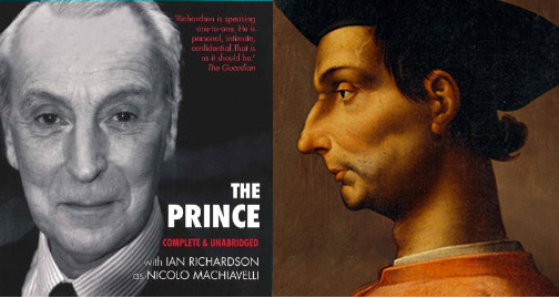 machiavelli the qualities of a prince