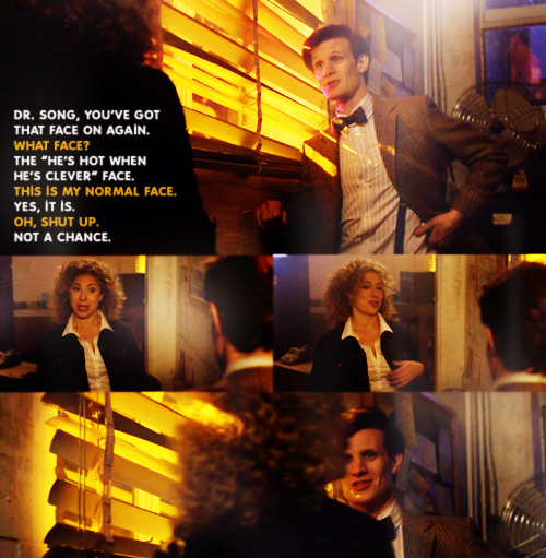 Dr Who And River Song Quotes. QuotesGram