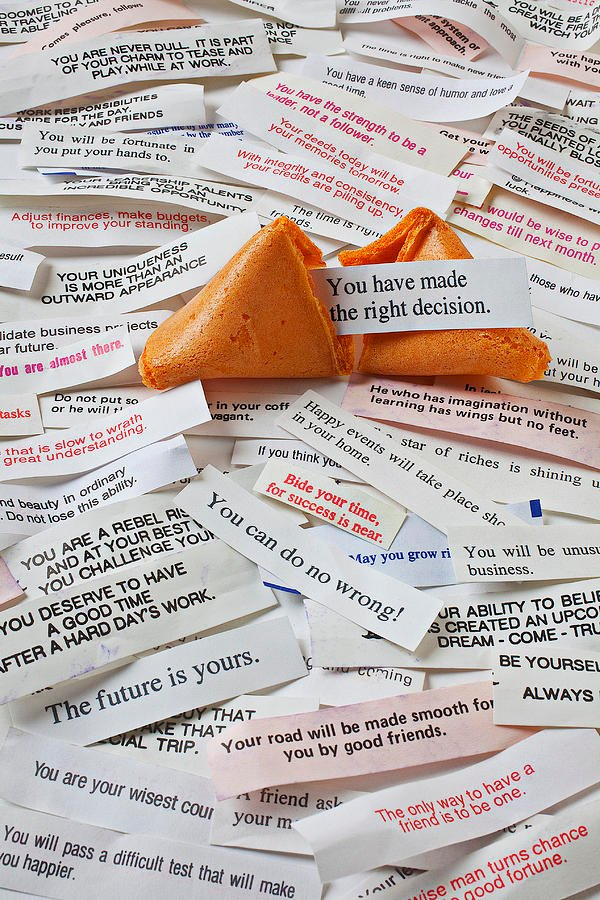 Printable Fortune Cook...
