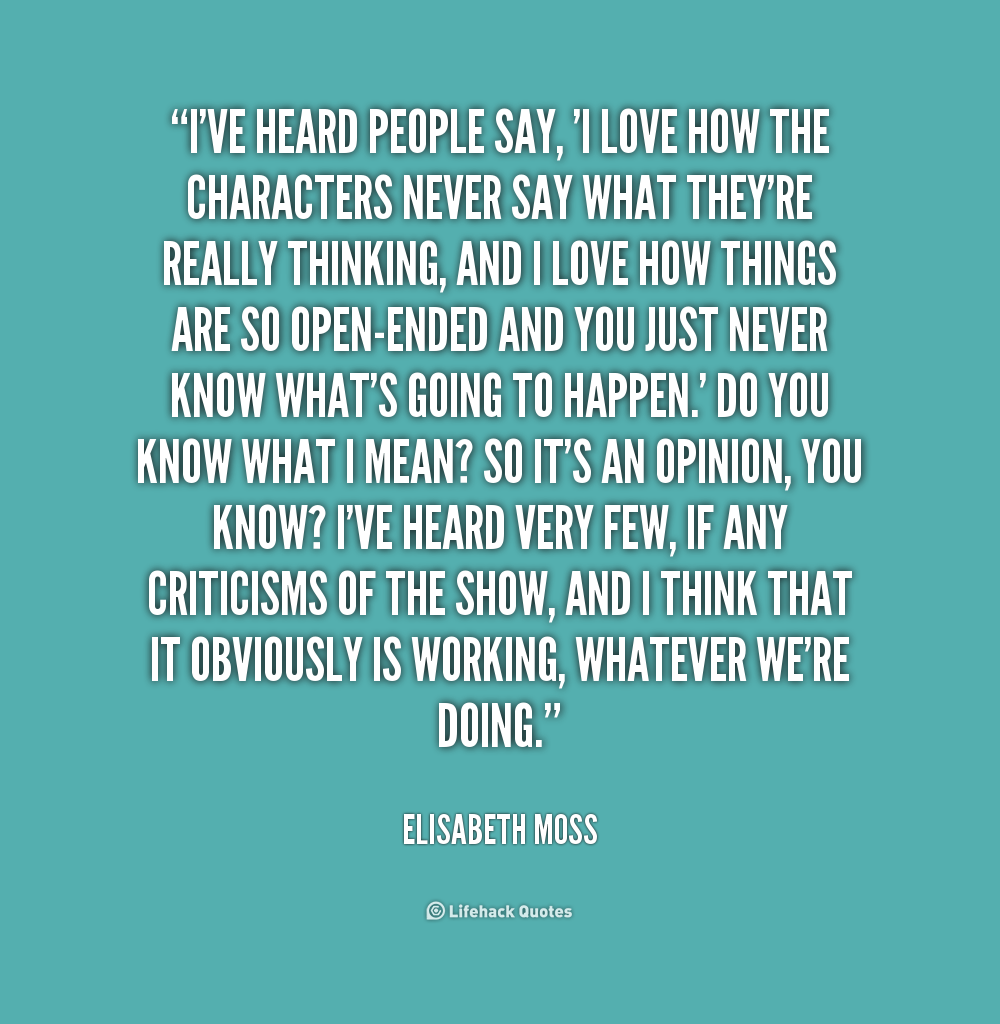 elisabeth moss quotes quotesgram