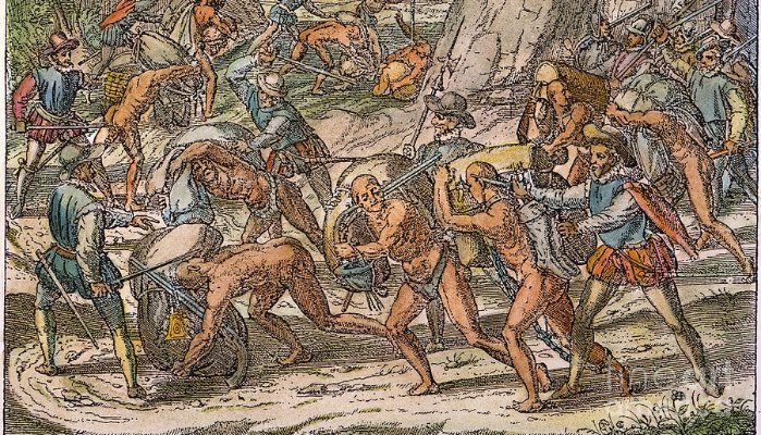 the impact of slavery and racism to early civilization in america The roots of european racism lie in the slave trade, colonialism – and edward long david olusoga.