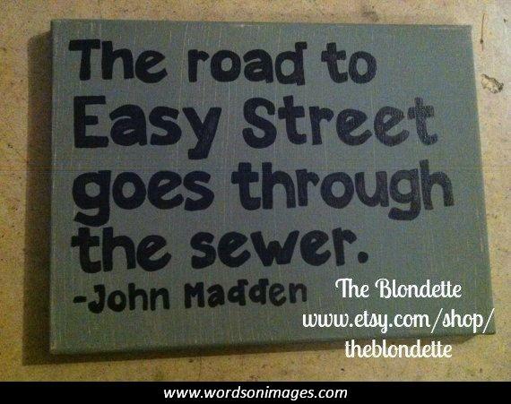 Brett Favre Funny Quotes: John Madden Quotes Inspirational. QuotesGram