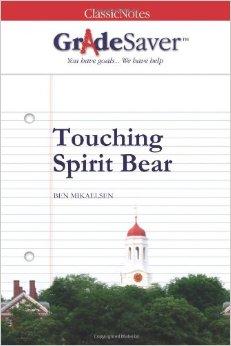 touching spirit bear reading guide