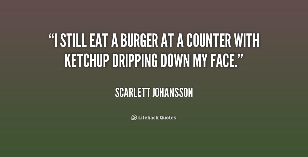 Burger Quotes. QuotesGram