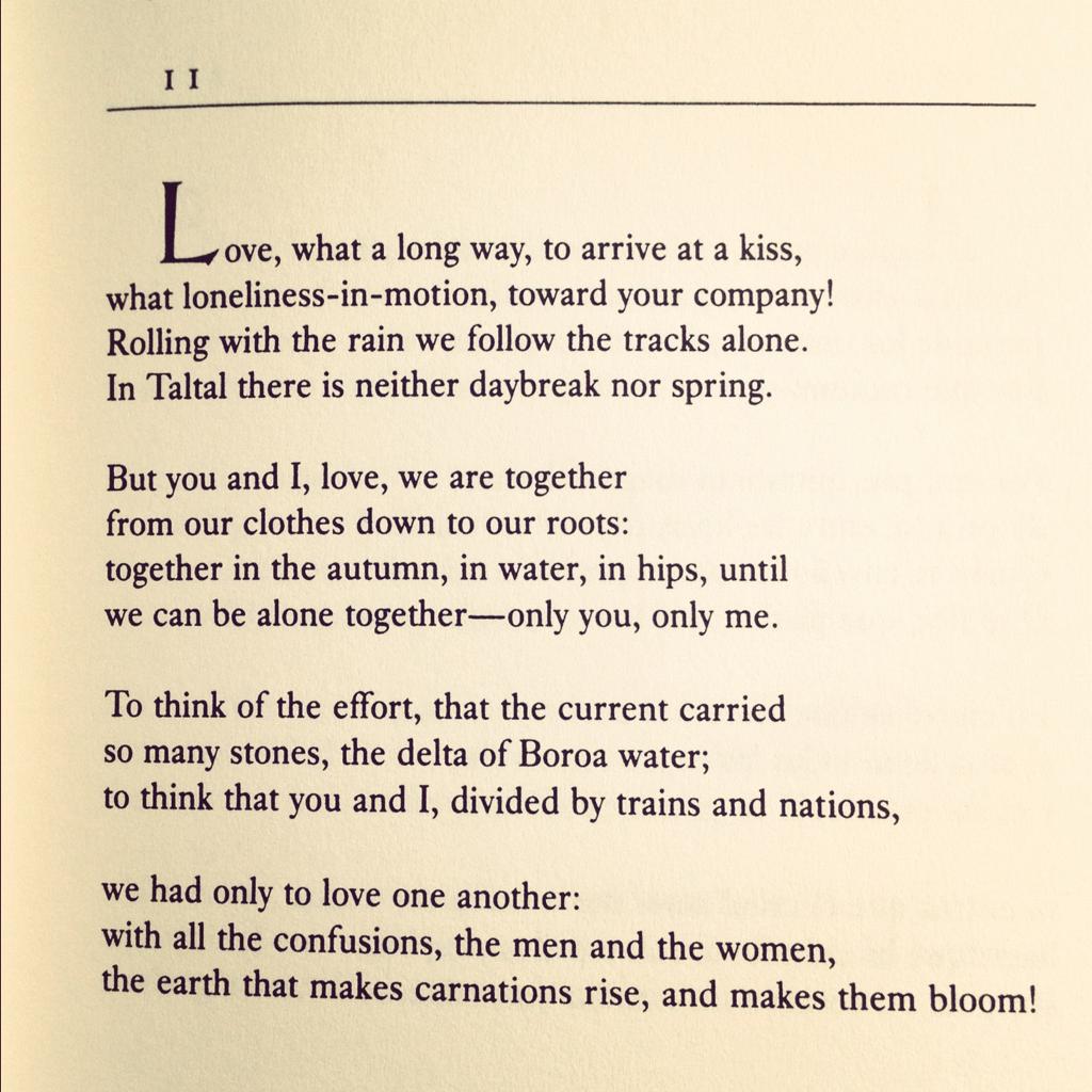 Pablo Neruda Poems Quotes. QuotesGram