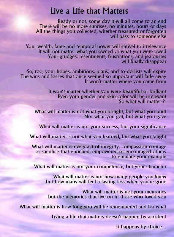 long inspirational poems and quotes  quotesgram