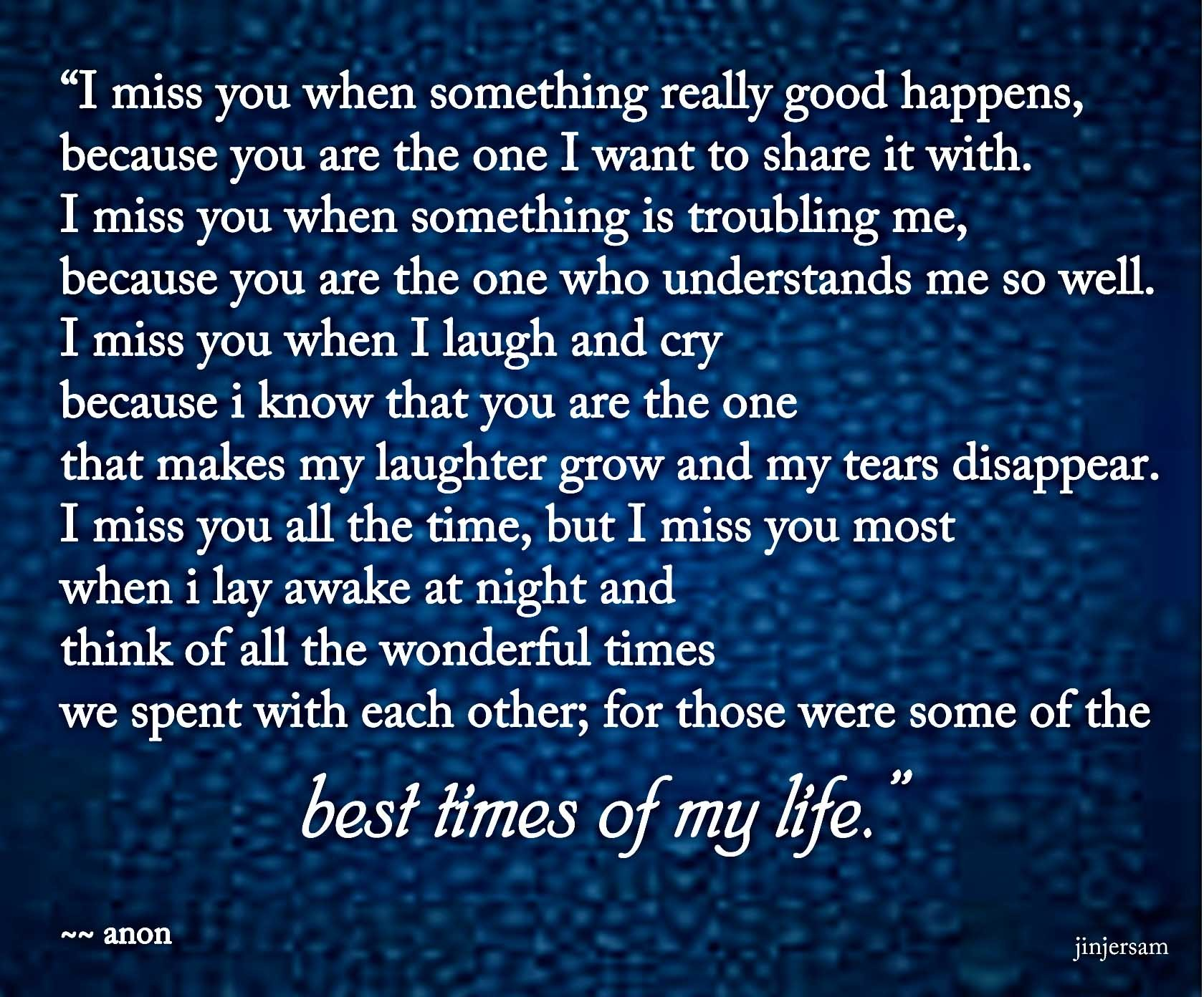 I Miss You Cousin Quotes. QuotesGram