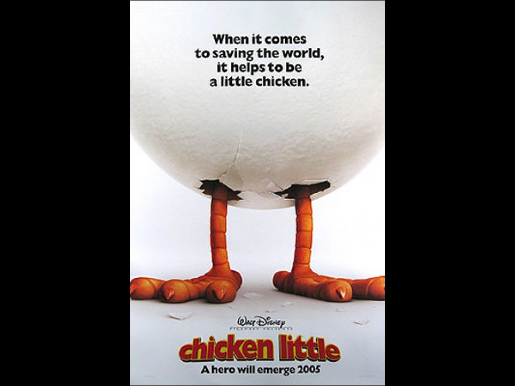 Chickens Quotes Quotesgram: Chicken Little Quotes. QuotesGram