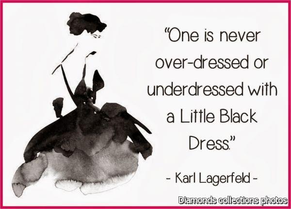 little black dress quotes quotesgram